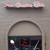 Your Creative Side store front