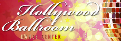 Hollywood Ballroom Dance logo