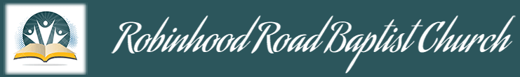 Robinhood Road Baptist Church Logo