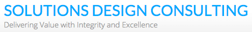 Solutions Design Consulting logo