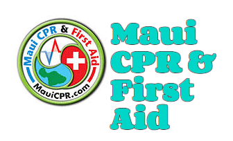 Maui CPR & First Aid logo